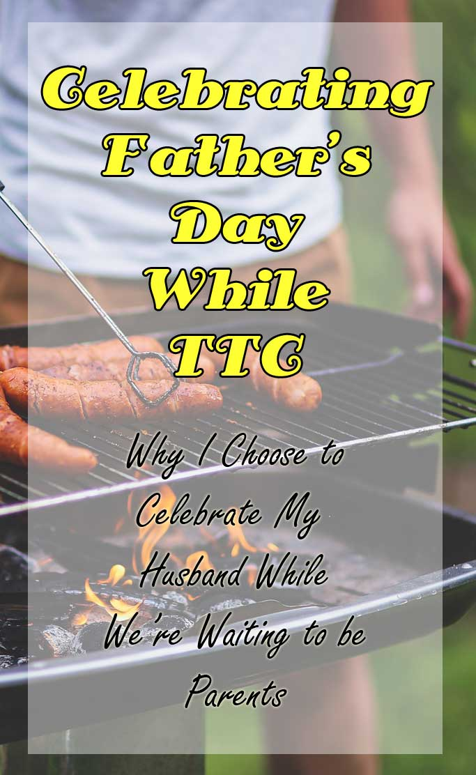 Dealing with Father's Day While TTC