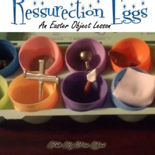 Resurrection Eggs- A great way to share the Easter Story!