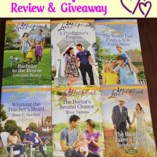 Take Me Away for a Moment- Love Inspired Romance