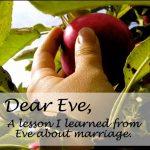 Dear Eve- A Marriage Devotional
