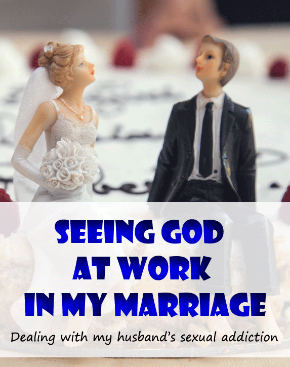 Seeing God at Work in My Marriage