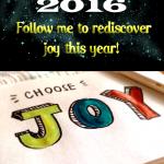 Word of 2016: JOY