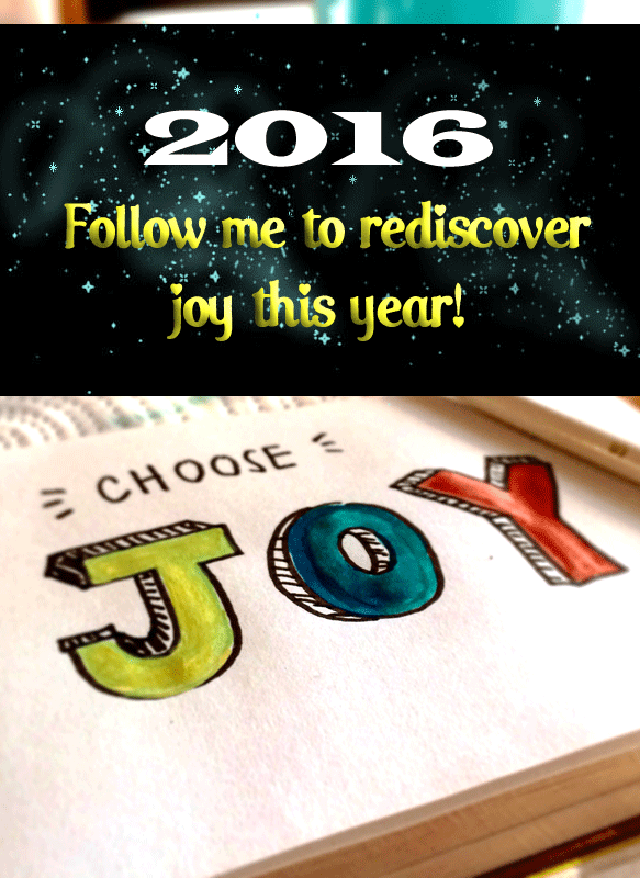 Word of 2016: JOY