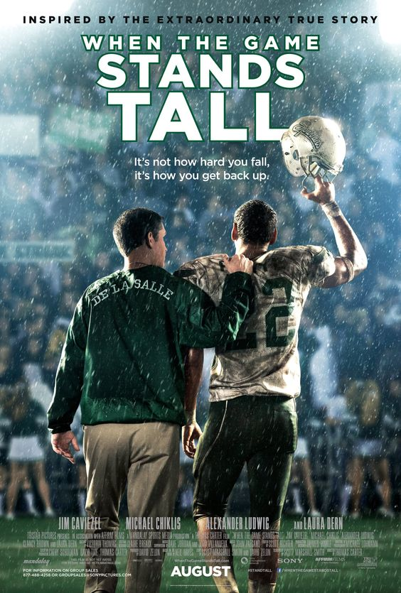 When the Game Stands Tall Movie Review
