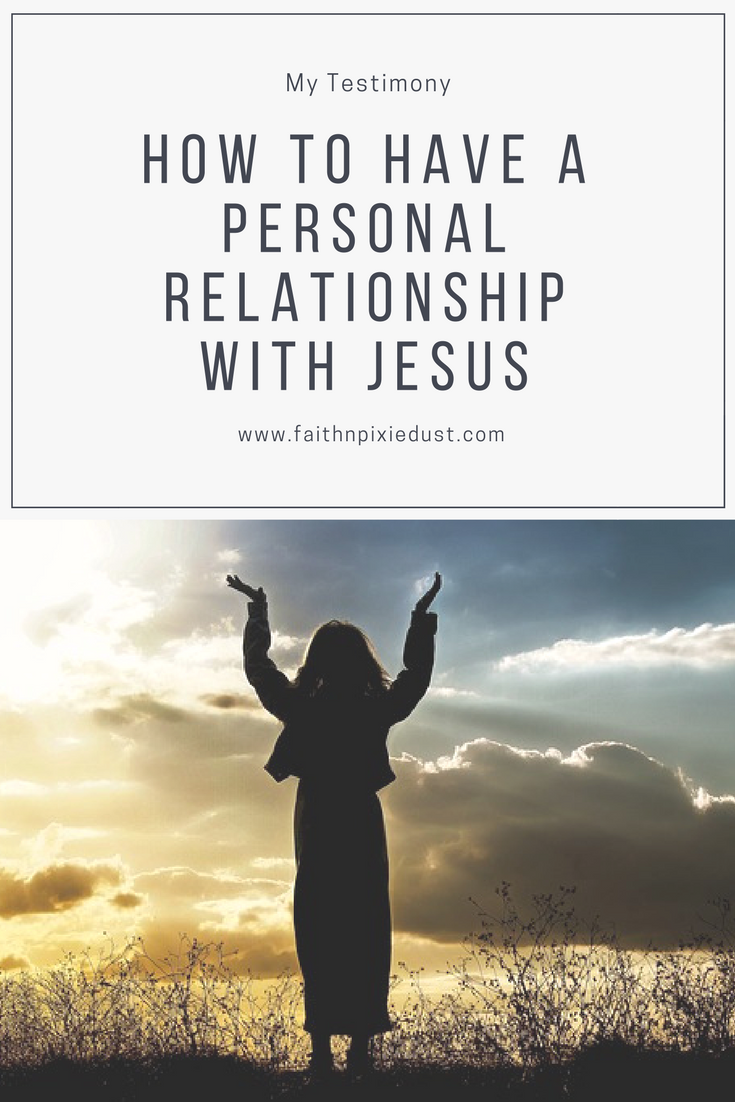 Personal Relationship with Jesus