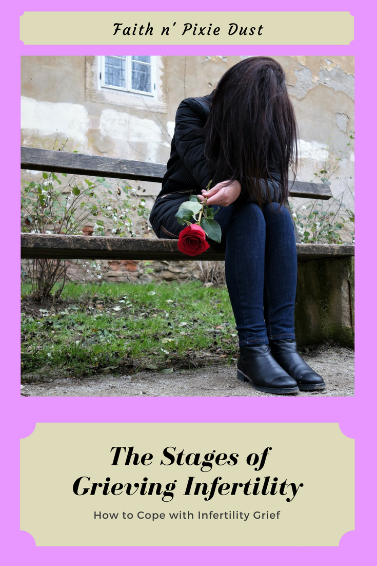 Stages of Grieving Infertility